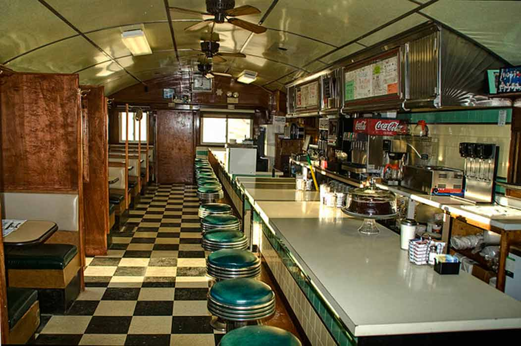 Peterborough Diner NH Pat Healey Owner